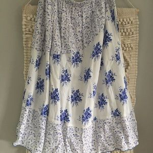 Vintage April Cornell skirt